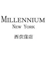 millenium_new_york_nishiogikubo_logo